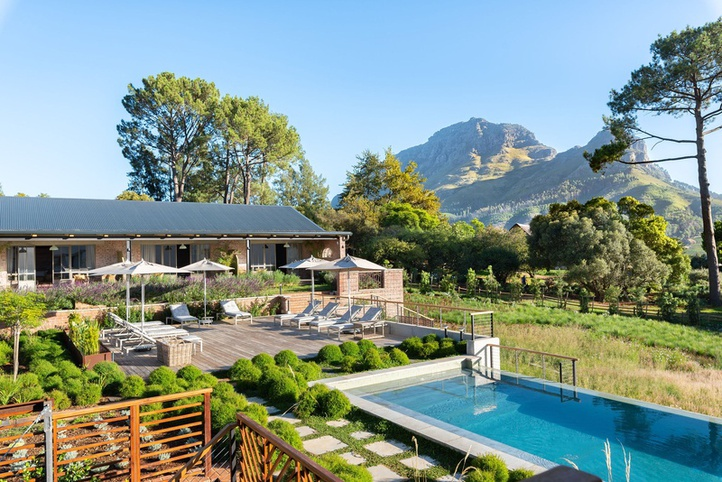 De Zeven Guest Lodge Stellenbosch Accommodation